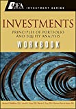 img - for Investments Workbook: Principles of Portfolio and Equity Analysis book / textbook / text book