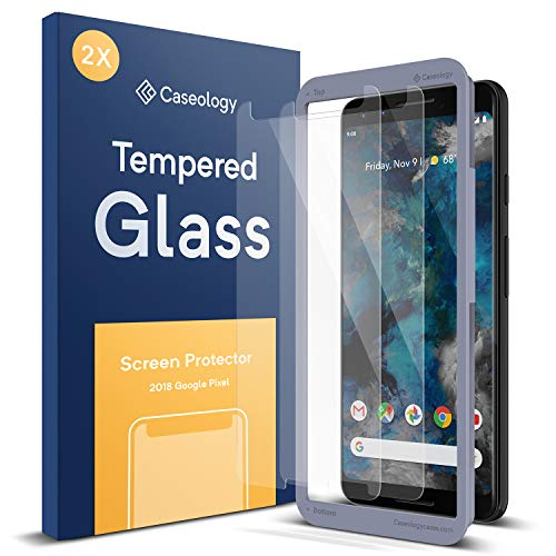 Caseology [Screen Protector] Tempered Glass...