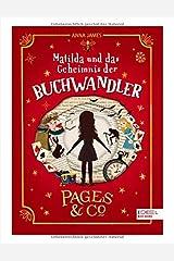 Pages & Co.: Matilda und das Geheimnis der Buchwandler Hardcover