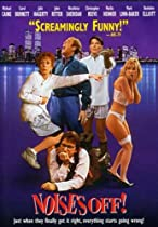 Noises Off...  Directed by Peter Bogdanovich