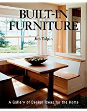 Built-In Furniture: A Gallery of Design Ideas for the Home