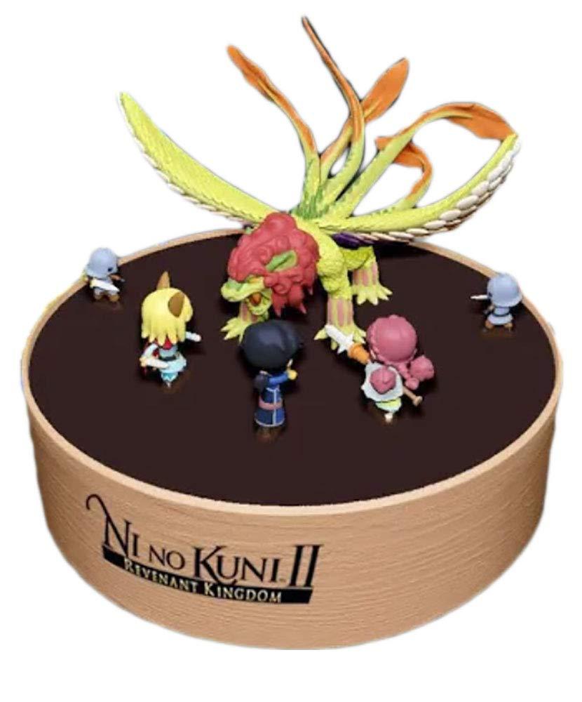 Ni No Kuni II Revenant Kingdom Collectors Edition Chibi Diorama Music Box