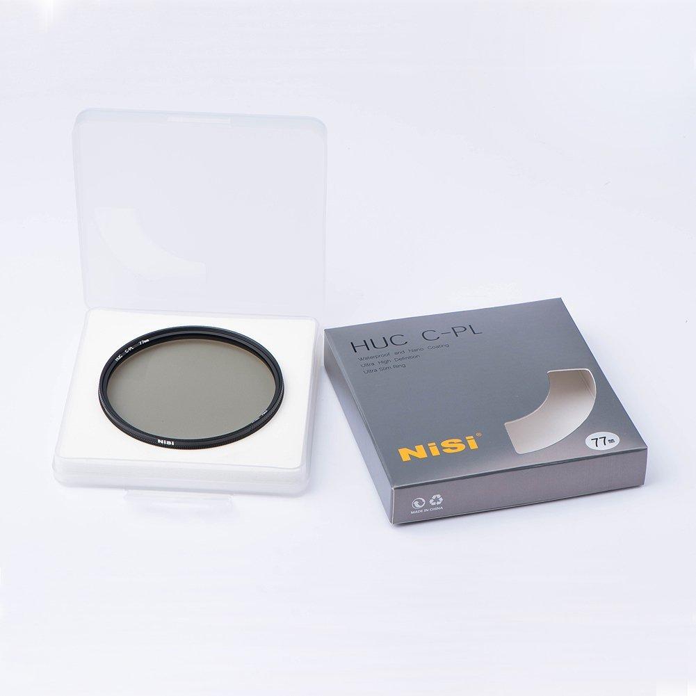 NiSi Multi Coated PRO Nano HUC C-PL Circular Polarizer Filter (67mm) by NiSi (Image #5)