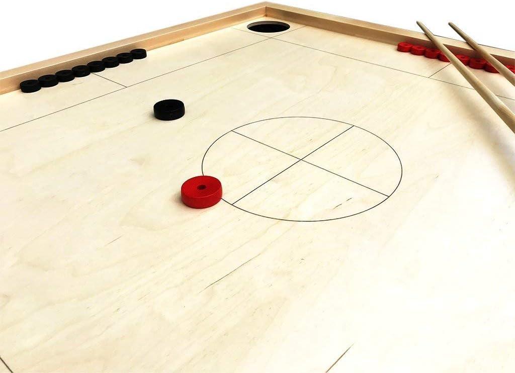 Novuss Juego de Mesa NovusPool Koroona Sea Billiard Pool Juego ...