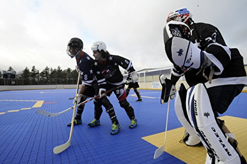 Amazon Com Mylec Mk3 Senior Goalie Blocker Sports Outdoors