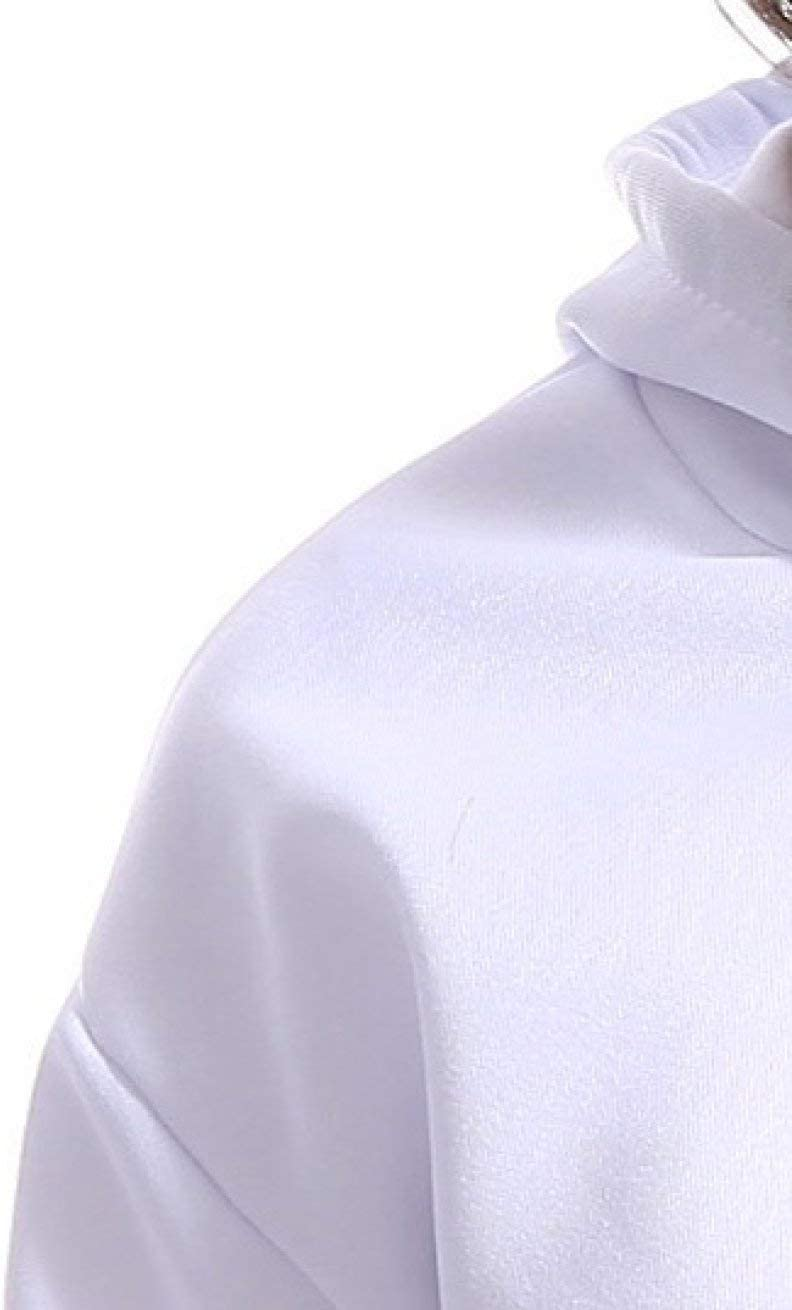EIJFKNC Sweatshirt niedlicher Hoodie des Musters Haut Femme Beschäftigtes Trägheit Printting grafisches Streetwear Lustige Hoodiedamen Lustige kühle Paar-Hoodies S0101