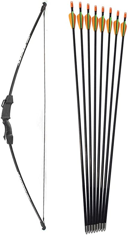 Details about  /45/'/' Youth Archery Recurve Straight Bow Takedown Children Outdoor Practice Shoot