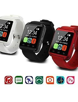 ZCYAn ZCYAn bluetooth reloj reloj u8 muñeca inteligente u SmartWatch para samsung s4 / NOTA 2