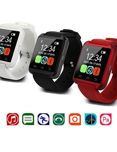 WDCzi ZCYAn ZCYAn Bluetooth Reloj Reloj u8 muñeca Inteligente u ...