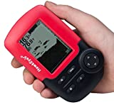 HawkEye FishTrax 1X Portable Dot Matrix Fish Finder