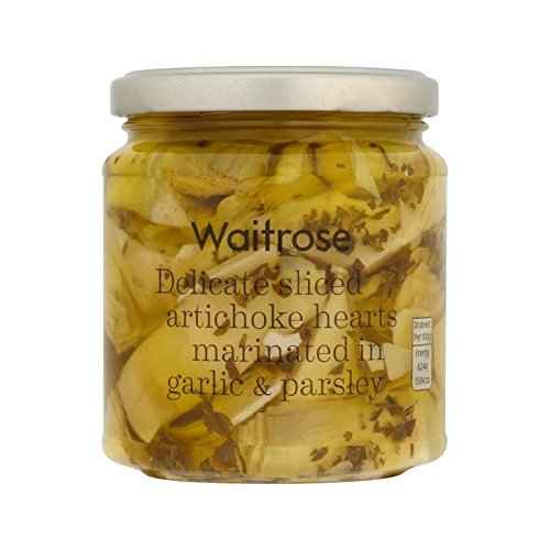Sliced Artichokes Hearts Waitrose 280g - Pack of 4