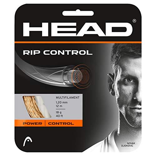 Head Rip Control 17 g Tennis String (Natural)