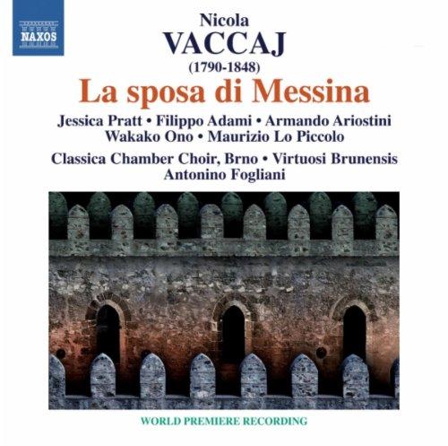 La sposa di Messina: Act II: Al fratel, deh! che almeno mi unisca (Cesare, Isabella, Beatrice, Chorus)