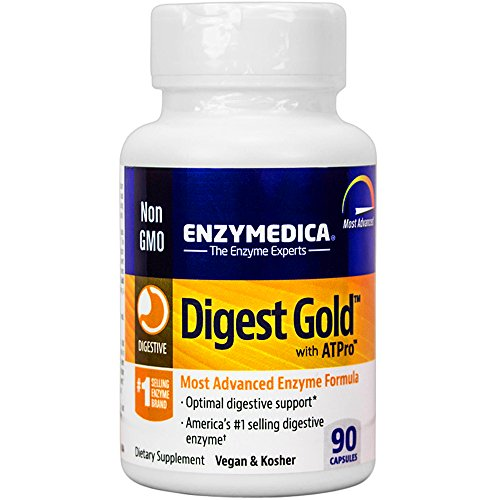 Enzymedica - Gold without ATPro Count