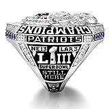 MVPRING Super Bowl 1966-2020 Replica Championship