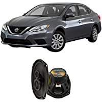 Fits Nissan Sentra 2007-2016 Rear Deck Factory Replacement Harmony HA-R69 Speakers New