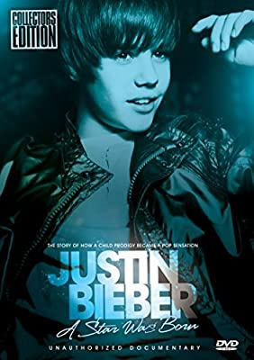 Justin Bieber: A Star Was Born [DVD] [2011] [NTSC] [2010]
