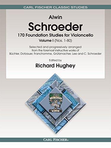 170 Foundation Studies for Violoncello, Vol. 1 ()