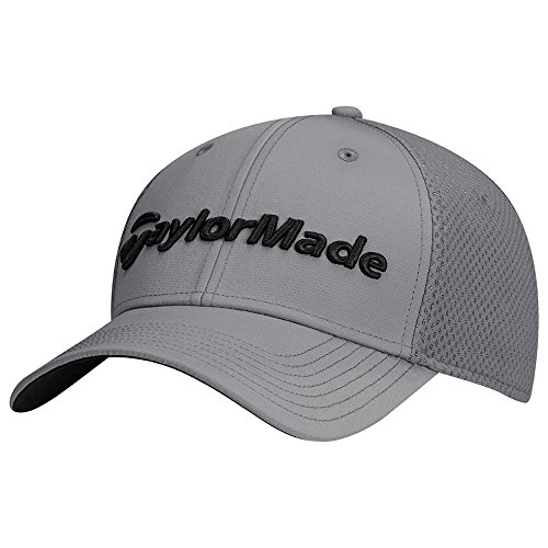 TaylorMade Golf 2017 performance cage hat grey l/xl