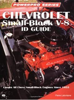 Catalog of Chevy V-8 Engine Casting Numbers 1955-1993: Car