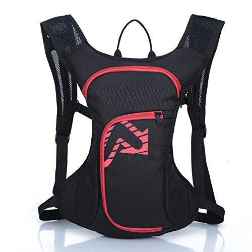 Hongrun Outdoor Rucksack Professional Pack Rucksack Freizeit Reiten Reiten fbae2JAe