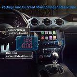 Semoic 12V / 24V Fast Charging 3.0 Car Cigarette