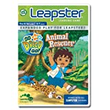 LeapFrog Leapster Game: Go Diego Go! Animal Rescuer by LeapFrog