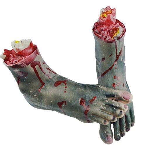 zombie feet - 4