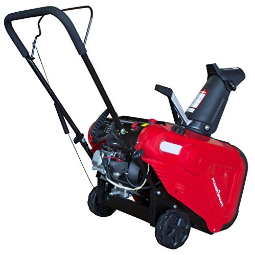 Power Smart DB7005 21 Inch 196 cc Single Stage Snow Thrower by PowerSmart (Image #2)