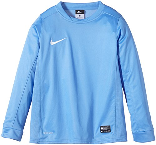 Nike Long Sleeve Top Park V Children Jersey University Blau/Weiß