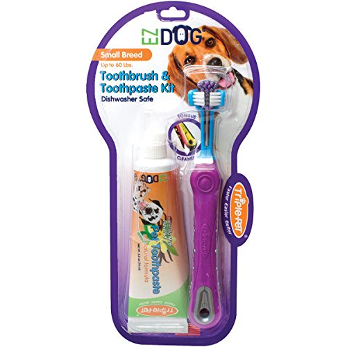 Best Rated Toothbrush For Small Dogs And Cats