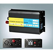 GOWE 500w/1000W 12V to 220/230/240V Pure Sine Wave Power Inverter with CE, ROHS approved(1000 peak power)