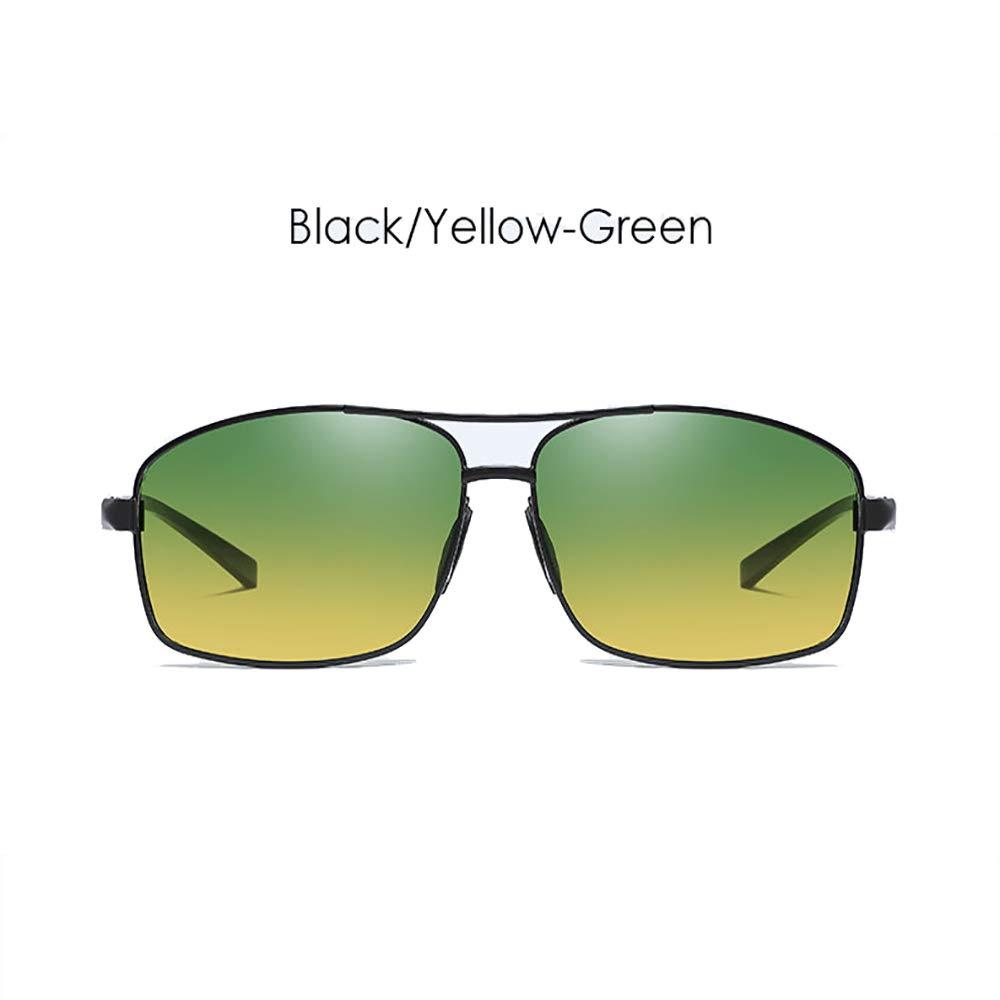 Qiyami Sonnenbrille Unisex Schutz Metallrahmen Ronnenbrille Damen Fashion Sonnenbrille Herren Runde Halbrahmen Sonnenbrille Outdoor Sport Fashion