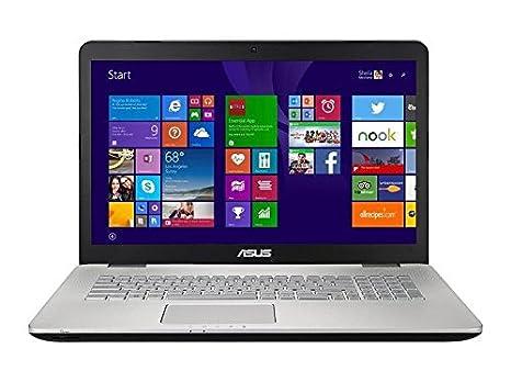 Ordenador Portatil ASUS 17.3 i7 – 4720HQ 8 GB 1TB HDD 128 GB SSD win10