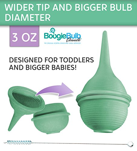 BoogieBulb Aspirator Booger Newborns Toddlers product image