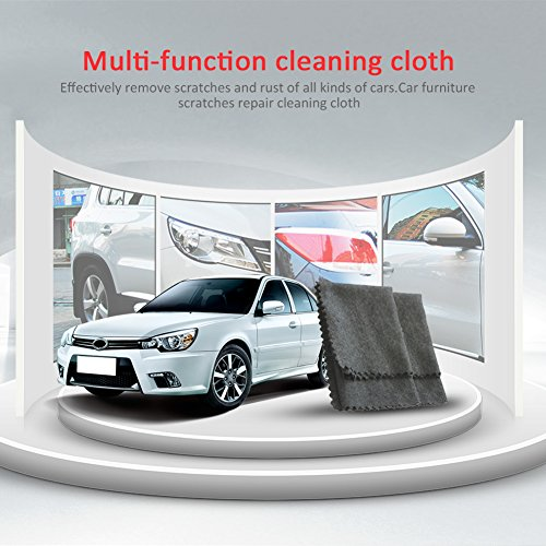Magical Fix Car Scratch Repair Cloth, Multi-function Scratches Repair Iron Rust Remover for Light Paint Scratches Remover Scuffs on Surface - Scratches Light Fix Car On