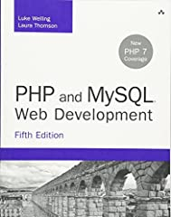 PHP and MySQL Web Development, Fifth Edition    The definitive guide to building database-driven Web applications with PHP and MySQL     PHP and MySQL are popular open-source technologies that are ideal for quickly developing database-driven...