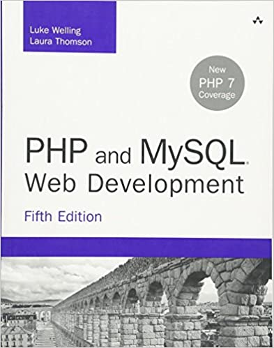 PHP And MySQL Web Development (5th Edition) (Developer's Library) Download.zip