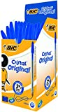 BiC Cristal Original 1.0 mm Ball Pen Pack of 50