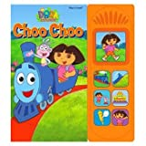 Dora the Explorer Play-A-Sound: Choo Choo Book