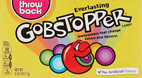 Gobstopper Candy Theater Box, 5 oz
