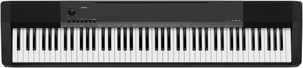$225 (was $549.99) Casio CDP135BK Electronic Keyboard