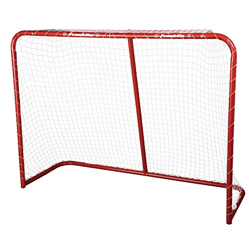 Franklin Sports Steel Street Hockey Goal - NHL - 54 Inches