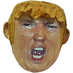 Pinatas Mr. President Donald Trump Pinata, Parody for Beating, Larger Than Life Head (17Inch)