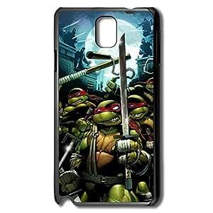 Teenage Mutant Ninja Turtles Safe Slide Case Cover For Samsung Note 3 - Fashion Skin
