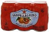 italian blood orange soda - San Pellegrino Bev 6pk Sprklng Blood Orn