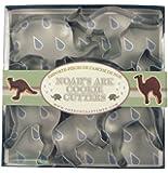 Fox Run Noah's Ark Cookie Cutter Set