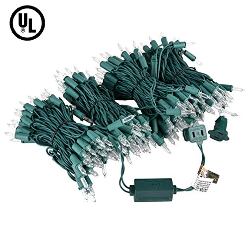 100 Led Christmas Lights Power in US - 5