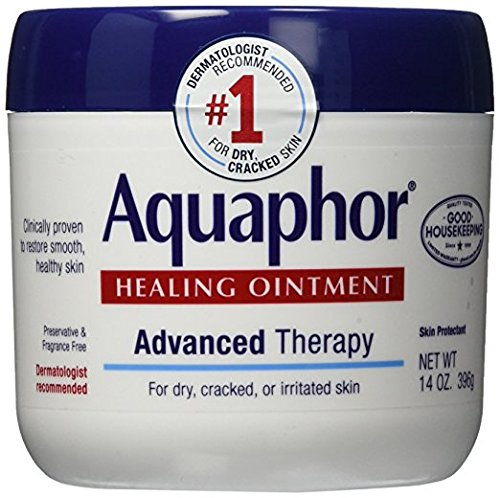 Aquaphor Healing Ointment for Dry (.1 Pack (14 FL OZ)) 0.1% Cream