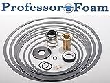 PROfessor Foam replacement kit for Taco 953-1549-3BRP (1.125'')